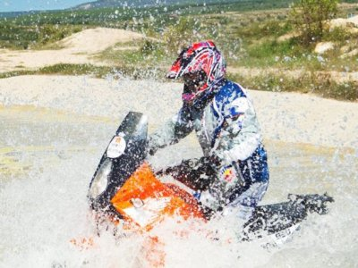 Enduro course in Valencia advanced level 2 days