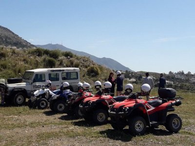 Rangers Safari Tours Quads