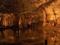 Espeleología en las cuevas de Cubillas de Arbas