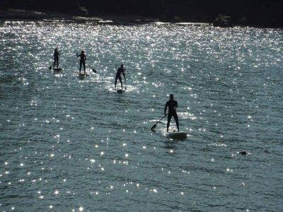 Sesión de Paddle Surf en Cedeira 2 horas