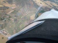 Volando en ultraligero