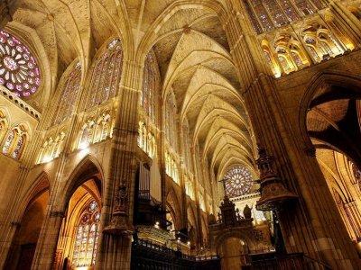 Visita guiada Contrastes de León