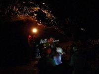 Cueva oscura