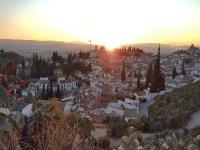 Granada all'alba