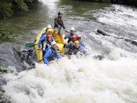 Rafting Alto Ebro