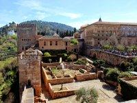 阿尔罕布拉宫(Alhambra)导览