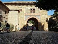 Puerta principal de la Medina
