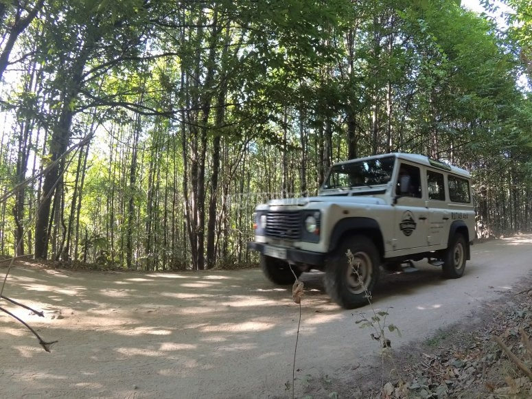Excursión en todoterreno Valle del Jerte