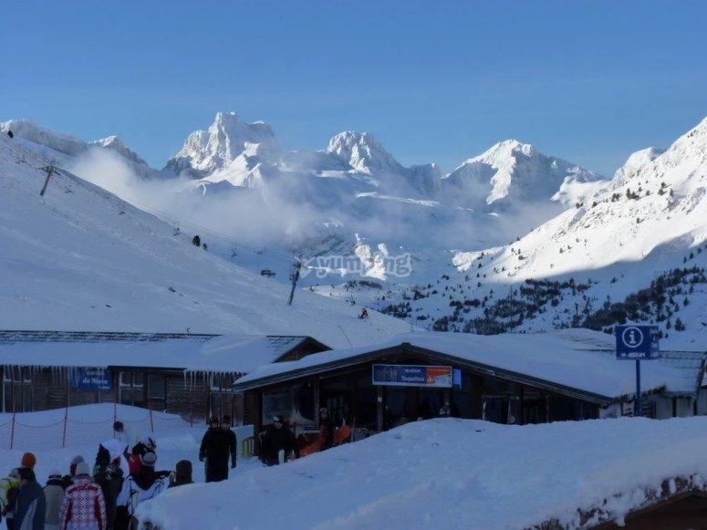 阿斯顿滑雪胜地