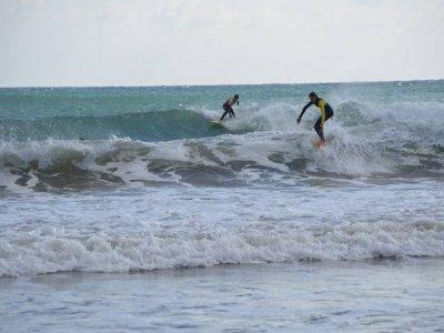 Noleggio attrezzatura da surf Puerto Mazarrón estate 1h