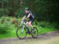 Excursiones en bicicleta de montaña