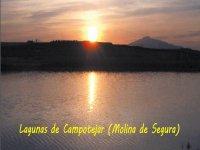 Las lagunas de Campotejar