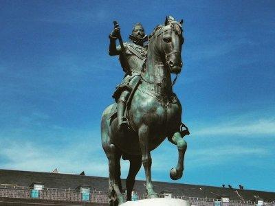 Itinerario guidato Madrid imperiale o Austrias