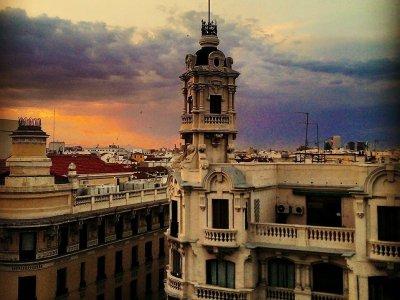Visita guidata di Madrid illuminata 2 ore