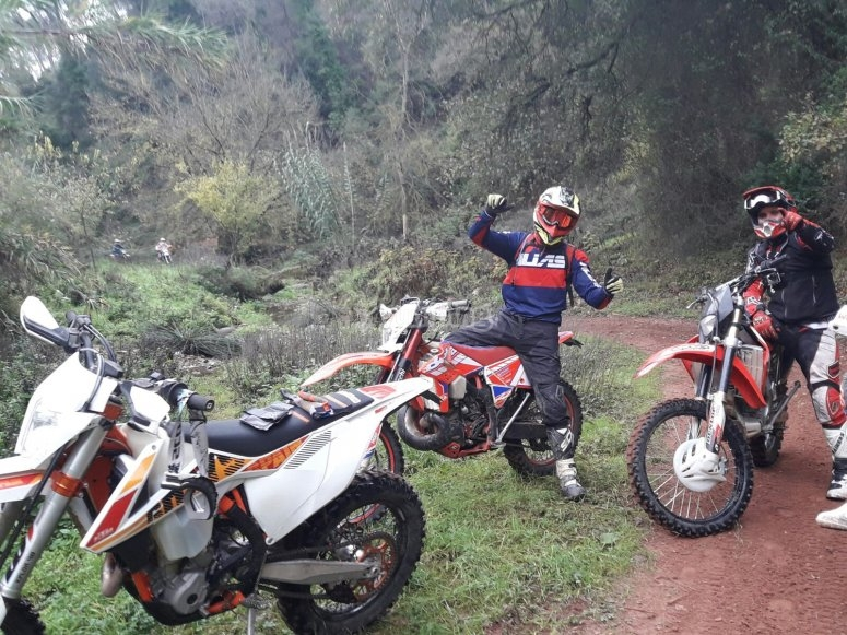 Tour enduro