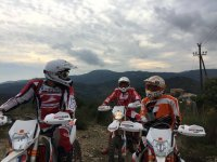 Well equipped for enduro