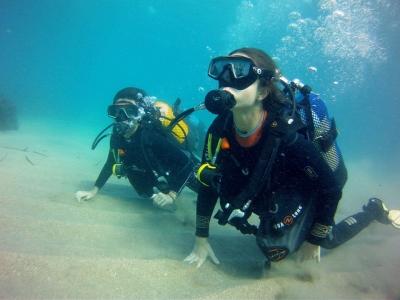 PADI Open Water Diver en Cambrils