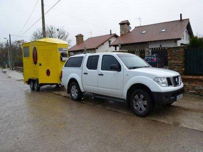 Transporte de Caballos en Van a toda Europa