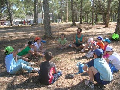 Agrupación Deportiva Venture Campamentos Multiaventura