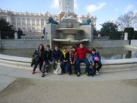 De excursion por Madrid