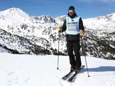 安道尔滑雪课2天圣诞节