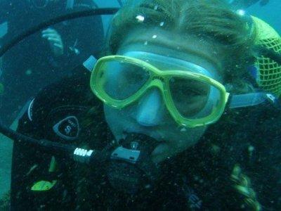 PADI潜水课程Scuba Diver