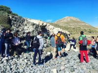 Hiking excursion in Cabo de Gata