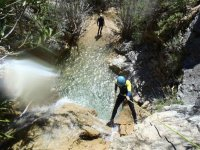 Intro to Canyoning in Arroyo Majales, Ronda