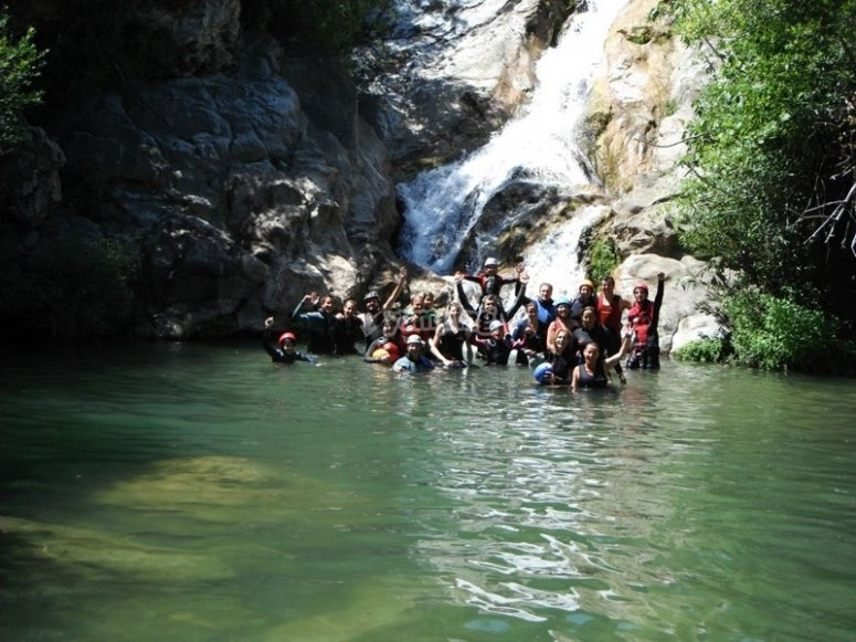 Grupo de descenso