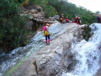 Canyoning (Río Grande or Zarzalones) for Beginners