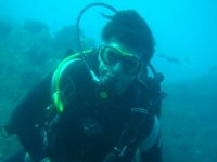 Weightlessness under the sea