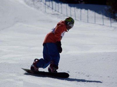 Clases de snowboard en Grandvalira durante 3 días