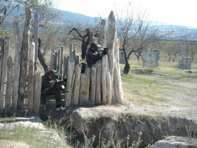 La Batalla de Lecrin Paintball