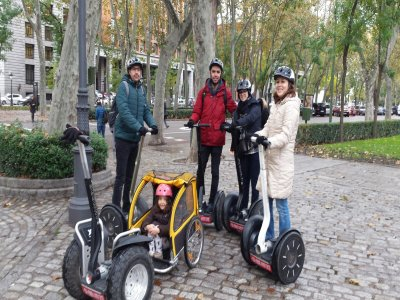 Segway tour 60 mins + ¡Chocolate & Churros!