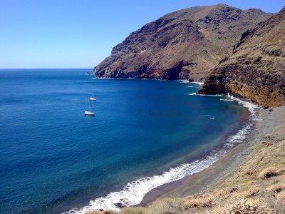 Sendero Playa de Antequera y regreso en barco