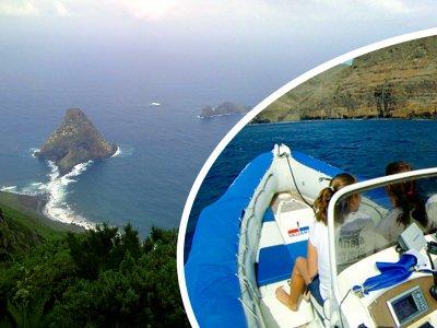 Ruta Faro Anaga y Roque Bermejo y Regreso en barco