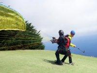 Parapente desde La Corona Tenerife NO residentes