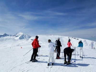 Grandvalira滑雪课程3天圣诞节