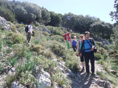 Hacer senderismo en la Sierra de Grazalema