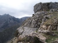 徒步Sierra de las Nieves自然公园