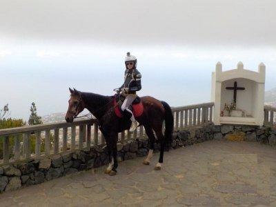 Paseo a caballo y quad en La Orotava NO residentes