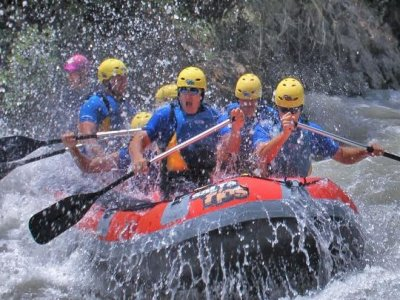 Rafting Genil´s river + pictures 4h