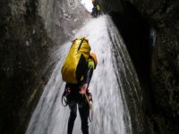 jump in the ravine