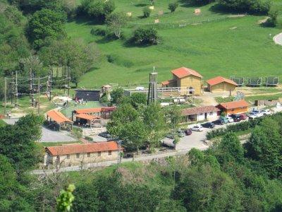 Parco Cabuerniaventura e ostello 2 notti T. ALTA