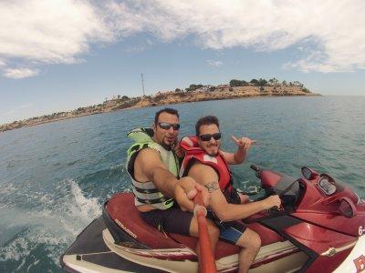Excursión en moto de agua por Torrevieja 2 h 30 m