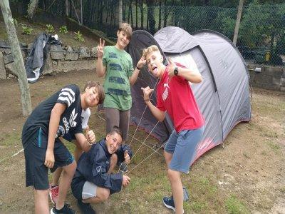 Desafío Aventura Campamentos Multiaventura
