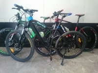 Bicicletas con asistencia electrica