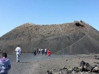 Caminata por el volcan