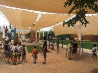 Circuito di avventura per bambini
