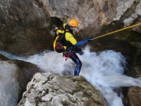 Canyoning in Mallorca, easy level